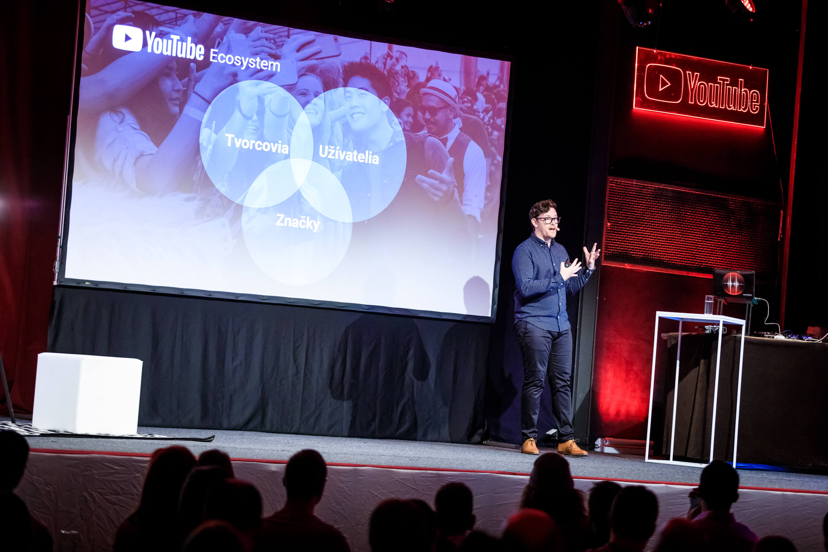 YouTube conference