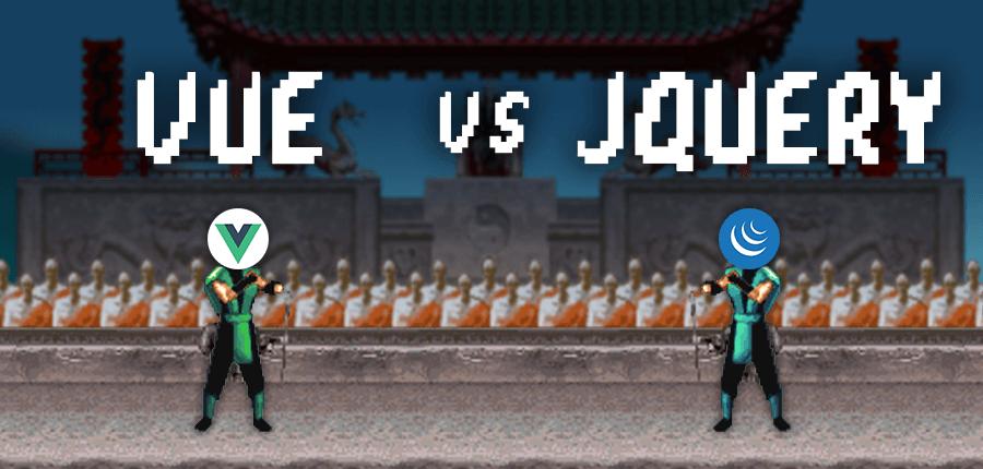 CodeWars: jQuery vs. Vue.js