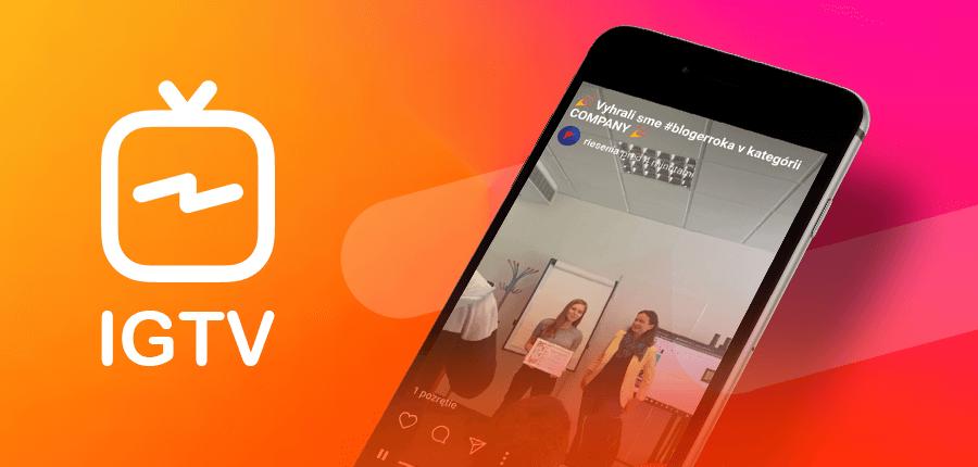 Ako nastaviť Instagram TV?