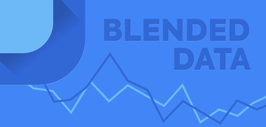 Google Data Studio a nastavenie Blended data