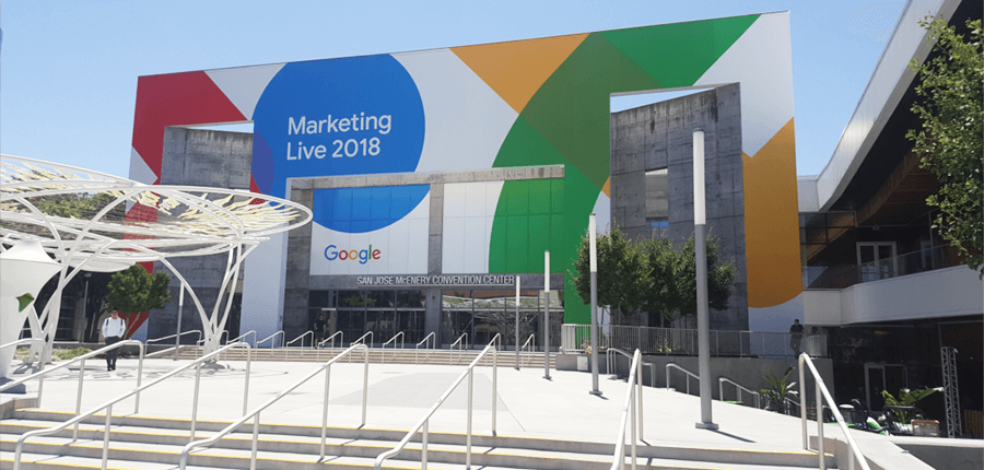 Rundown of the TOP news from Google Marketing Live 2018: A (r)evolutionary year is waiting for you