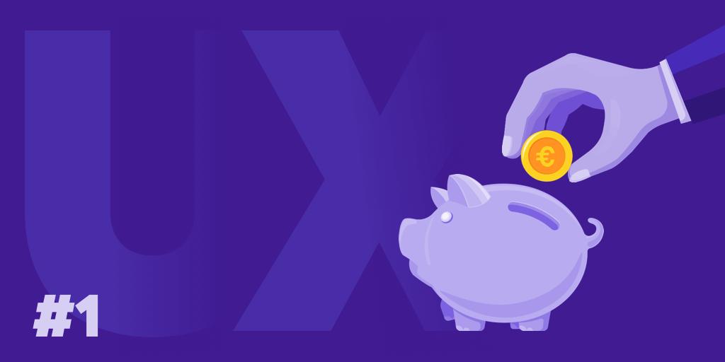 #1 UX dizajn zníži vaše náklady na vývoj