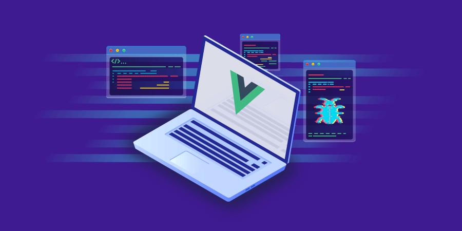 Testovanie Vue.js komponentov