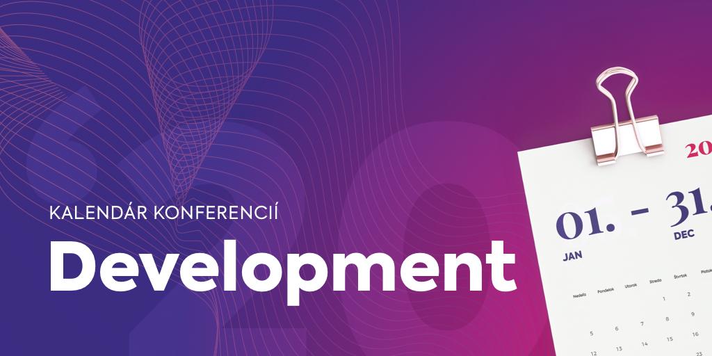 Top konferencie pre developerov na rok 2020