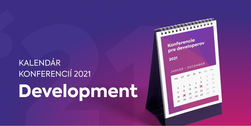 Top IT konferencie pre developerov na rok 2021