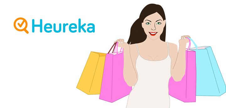Nakupujte priamo na Heureke! Už aj na Slovensku
