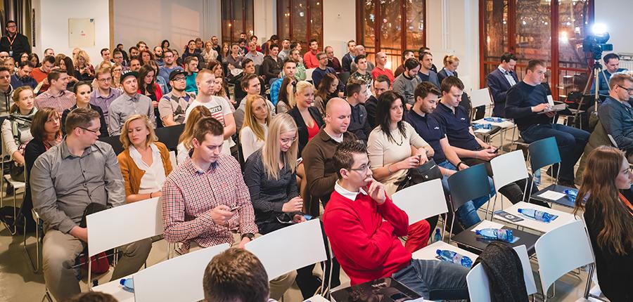 TOP inšpiratívne eventy v oblasti marketingu, e-commerce či dizajnu