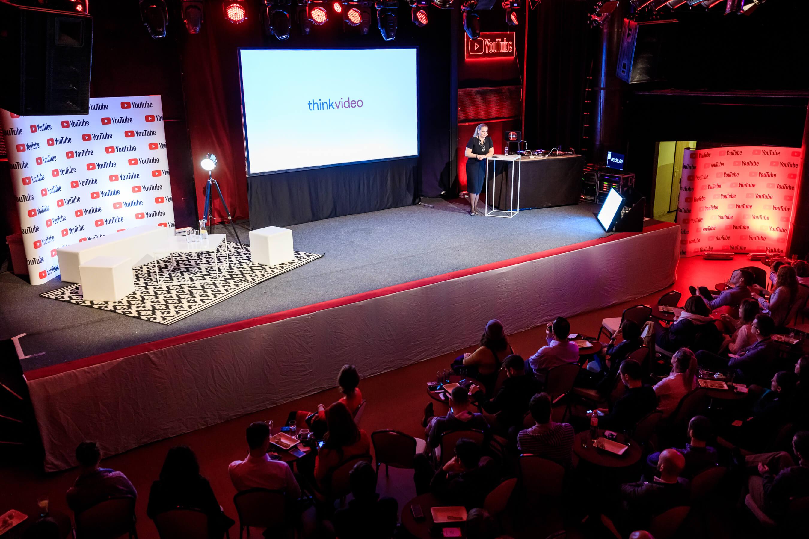 YouTube konferencia Bratislava