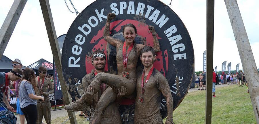 Ako zvládnuť Spartan Race s fotoaparátom za pätami?